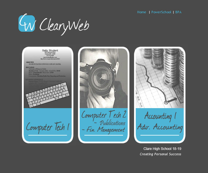 Welcome to ClearyWeb